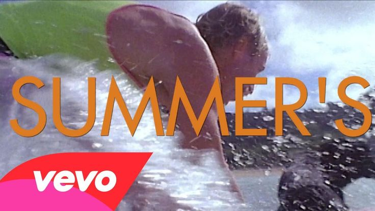 Maroon5 - This Summer's Gonna Hurt Like A Motherf****r!  Summer  anthem for sure!