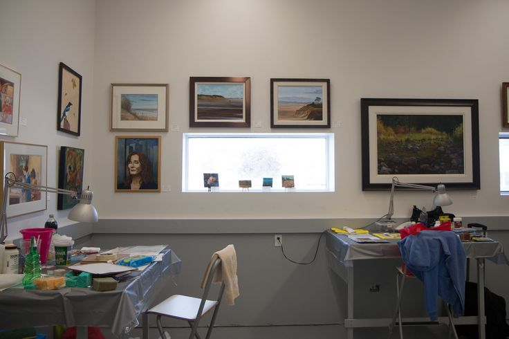 Thank god for lots of wall space because we have lots of art http://kensingtonartsupply.com/