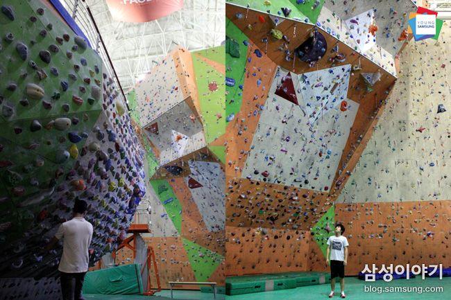 Sports Climbing