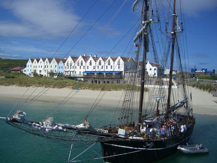 Summertime in Alderney!