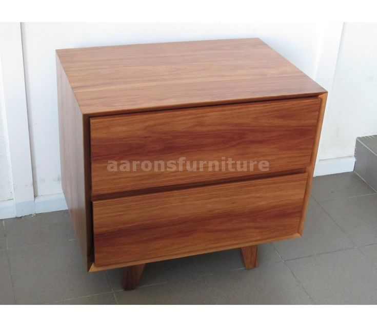 <center><b>DENMARK</b></br>Bedside Table</br>Blackwood