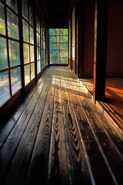 japanlove: Japanese old corridor by Nam2@7676 on...