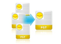 A solution for your multiple Outlook PST files management that is PST merge software. This program has the ability to combine several PST files together into single PST file.