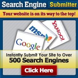 The search engines listed here are the greates ones JUST after GOOGLE...and probably you can't afford to ignore them to increase the search engine traffic, SEO, Promotion of your own Weblog.These search engines offer mother than 40% searches of the Internet.