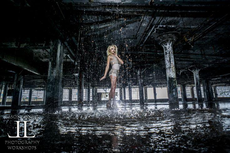 "Creating the Photograph: Jason Lanier's ""Fisher Waterfall"""