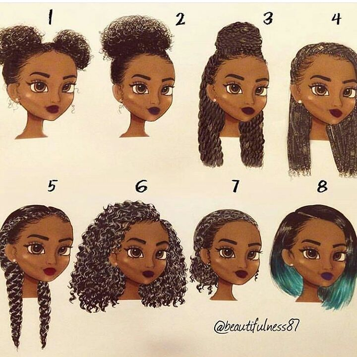 pineapple hairstyle ideas