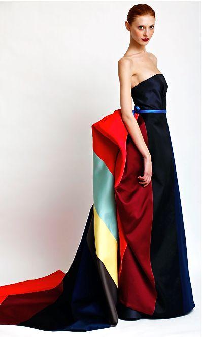 Gorg color hues....Carolina Herrera