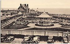 GORLESTON Bandstand and Pier