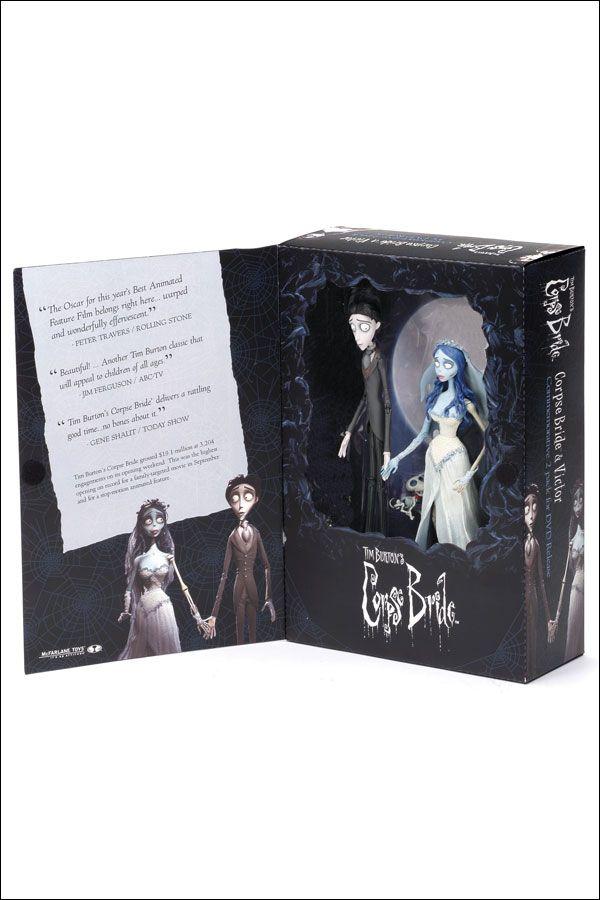 Corpse Bride 2-Pack (McFarlane)