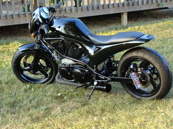 Custom Buell M2 Cyclone | Pandemonium Bikes | Pinterest