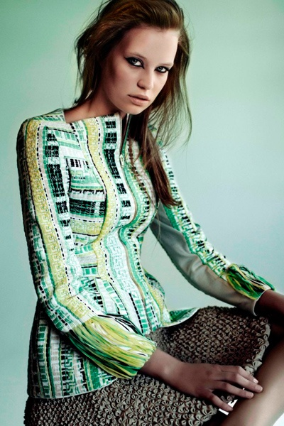 Carlie Waterman: Weaving Jackets, Style Visual, Fashion Week, Australian Fashion, Runway Debut, Prints Tops, Fashion Ii, ๑๑๑ Style, Merc Benz Fashion
