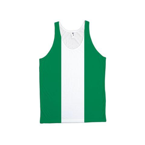 Nigeria Flag TankTop - Unisex