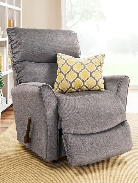 Sleek and stylish recliner for any room.
