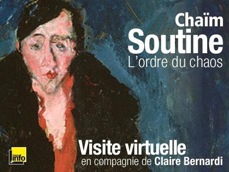 Visite virtuelle de l'exposition Chaïm Soutine à l'Orangerie - octobre 2012 - http://www.dailymotion.com/video/xu3qul_visite-virtuelle-chaim-soutine-a-l-orangerie_creation