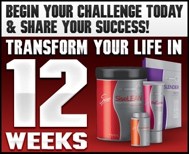 "Transform Your Life In Just 12 Short Weeks! ""IT WORKS!"""