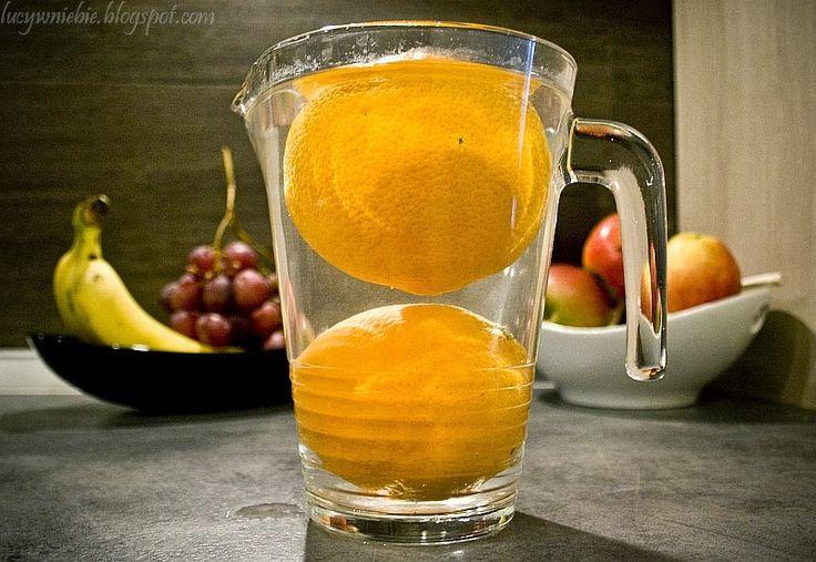 Lucy in the Sky: Ciasto pomarańczowo - bananowe bez mąki, cukru, tłuszczu i spulchniaczy (bezglutenowe)