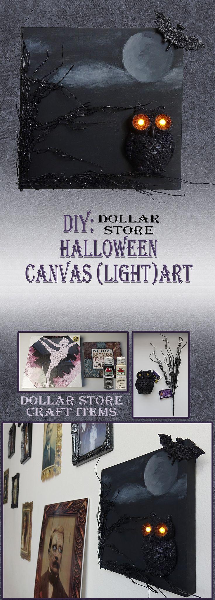Easy Dollar Store DIY.