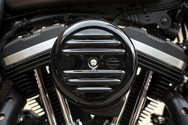 2016 Sportster Iron 883   Motocicleta Bobber   Harley-Davidson Mexico