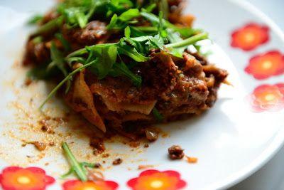 Madgudinden: Verdens bedste mælkefri lasagne