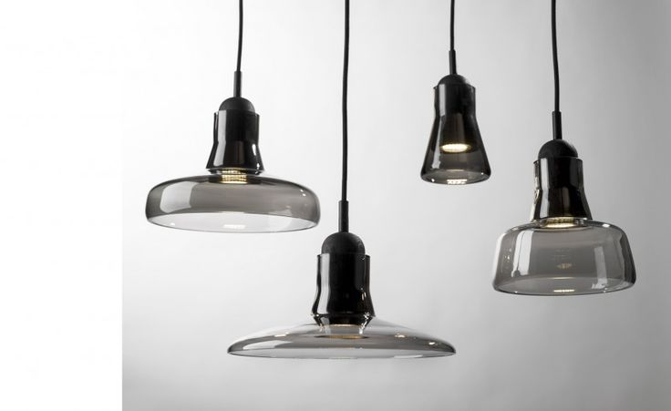 Shadow Collection by Lucie Koldova and Dan Yeffet for Brokis.Pendants Lamps, Lamps Design, Lucy Koldova, Trav'Lin Lights, Pendants Lights, Modern Lights, Black Glasses, Design Blog, Dan Yeffet