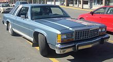 Ford LTD Crown Victoria - Wikipedia
