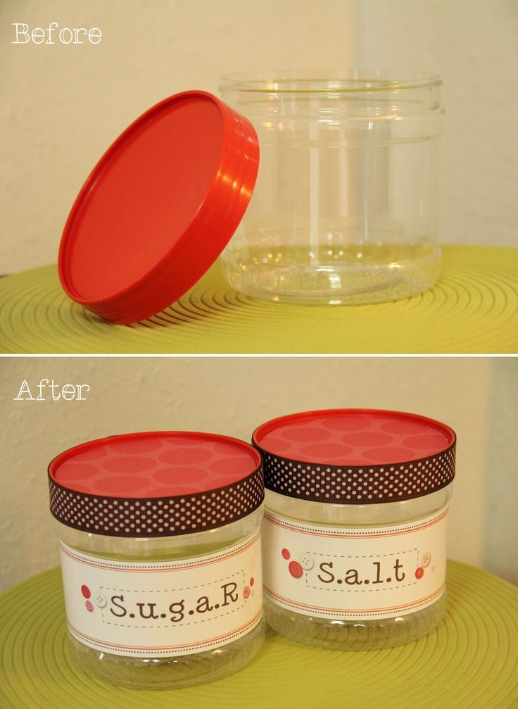#labelling #jars