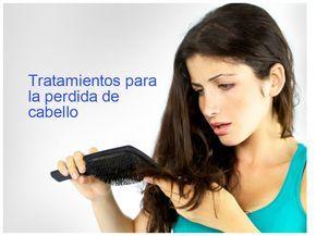 Tratamientos efectivos para la perdida de cabello