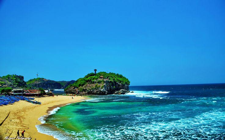 The blue coast
