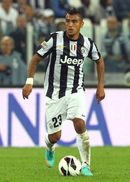 Arturo Vidal didn't get called for a penalty as Juventus played its worst game so far! Read at http://www.examiner.com/article/juventus-ties-fiorentina-0-0-for-week-5-of-serie-a