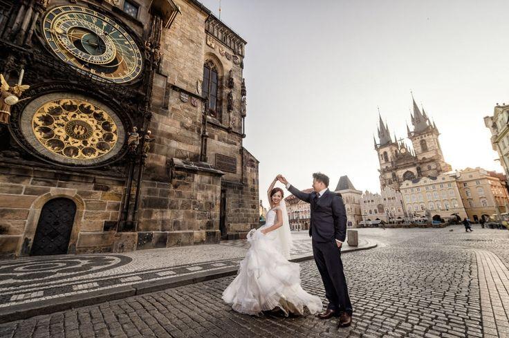 Prague Pre-wedding | Valmond & Angela