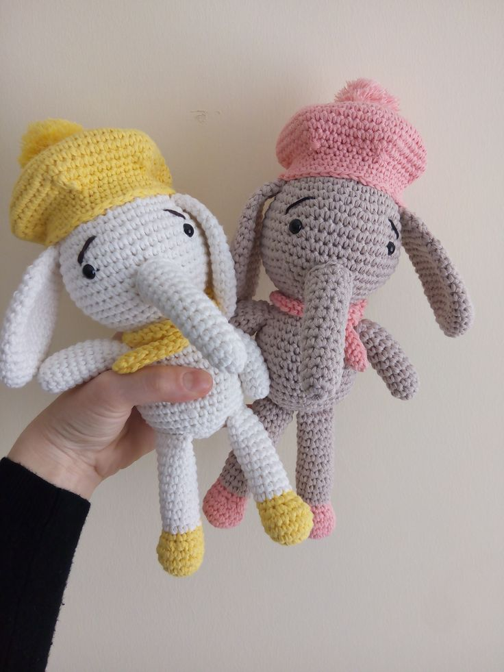 amigurumi, örgü oyuncak, pattern, crochet, tığişi, fil, elephant