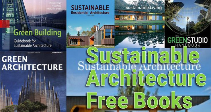 Want create site? Find Free WordPress Themes and plugins.20+ Sustainable Architecture and Design Books and Resources for Free Sustainability in all fields of design is on the rise now, and we have no option but to subdue if we want to keep the Earth alive. The rapid progress in the fields of construction and industry …