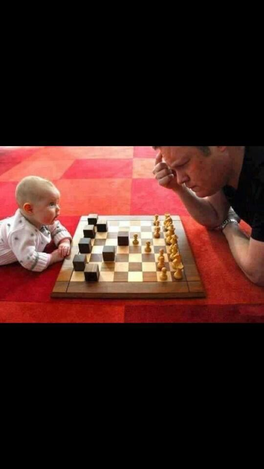Move over Bobby Fischer!