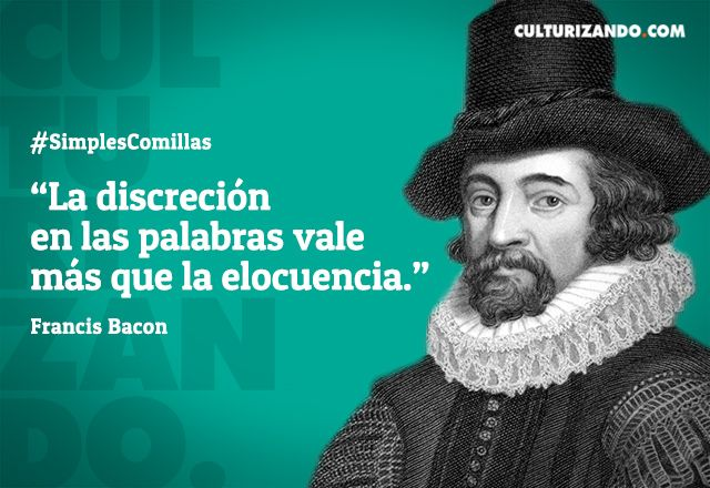 ¿Quien fue Francis Bacon? (+Frases) - culturizando.com | Alimenta tu Mente
