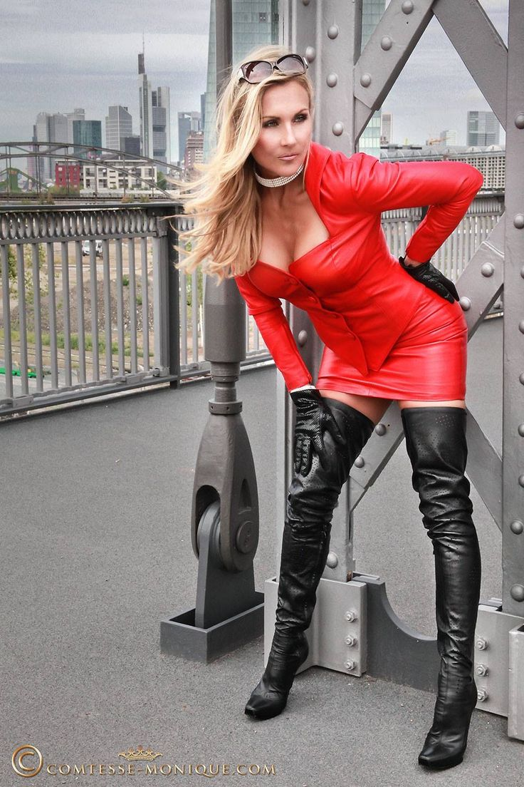 Pin By F Scott On Leather Sexy Boots Black Thigh High