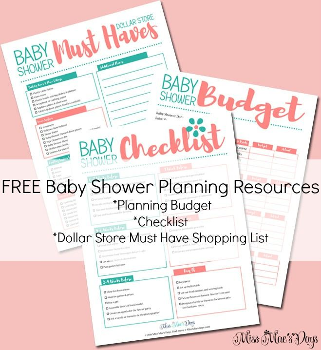baby checklist baby shower checklist baby shower planner baby shower
