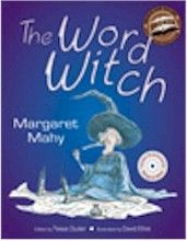 The Word Witch (Book & CD) by Margaret Mahy