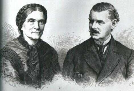 Herzog Max und Herzogin Ludovica in Bayern, geborene Prinzessin von Bayern