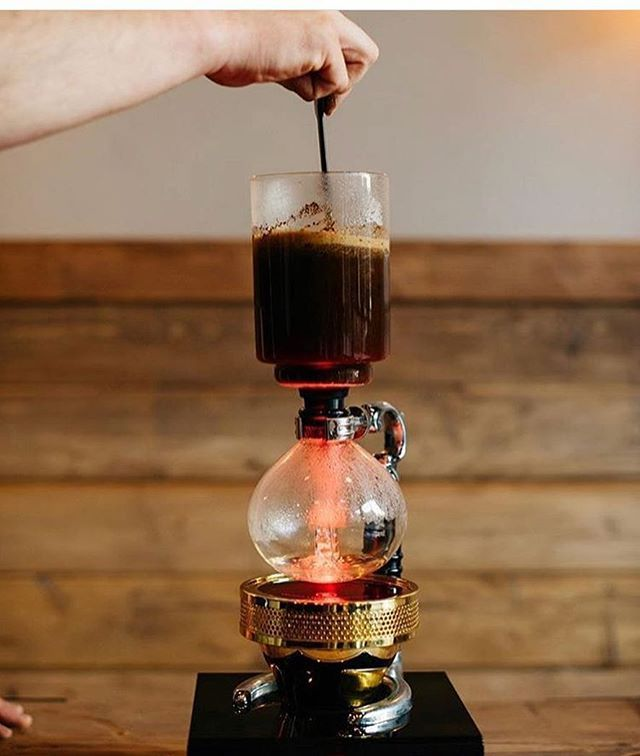 Brewing The Syphon On The Beam Heater Harios New Smart Beam Heater In Stock Shop Syphon Alternativebrewing Link In Bio Great Gifts By 5stonescoffeeco