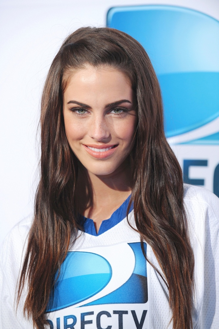 Katie lowes long wavy casual hairstyle thehairstyler com - Jessica Lowndes As Sailor Jupiter