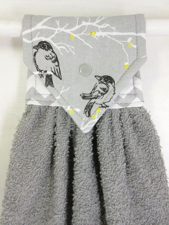 Best 25+ Hanging towels ideas on Pinterest   Kitchen ...