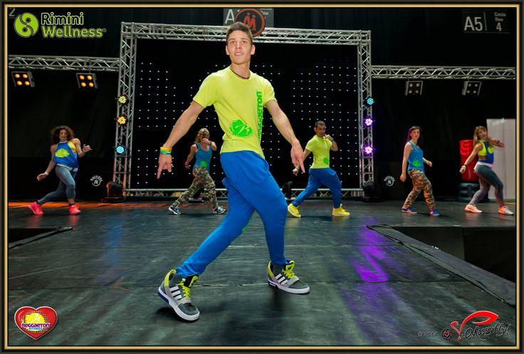 www.reggaetonfitness.it - Rimini Wellness 2014- Italy
