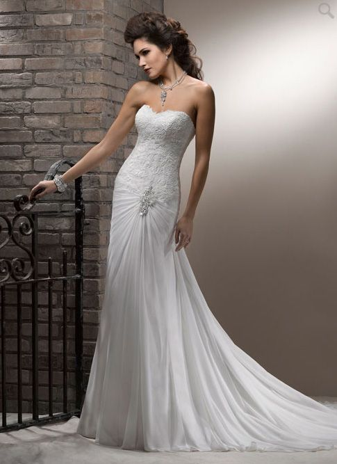 Astra Bridal - Maggie Sottero Mayla