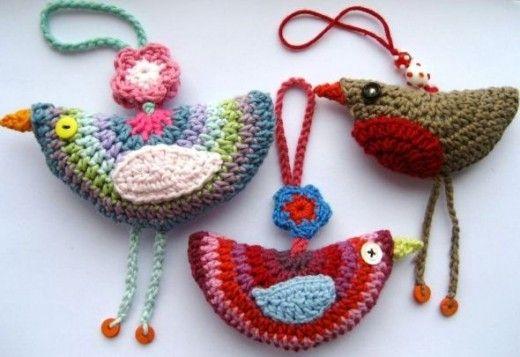 Birdie Decorations