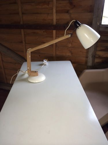 Vintage Maclamp by Terence Conran, Habitat Mid Century Retro 60s 70s