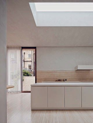 Simplicity Love: Private House Kensington   David Chipperfield Architects