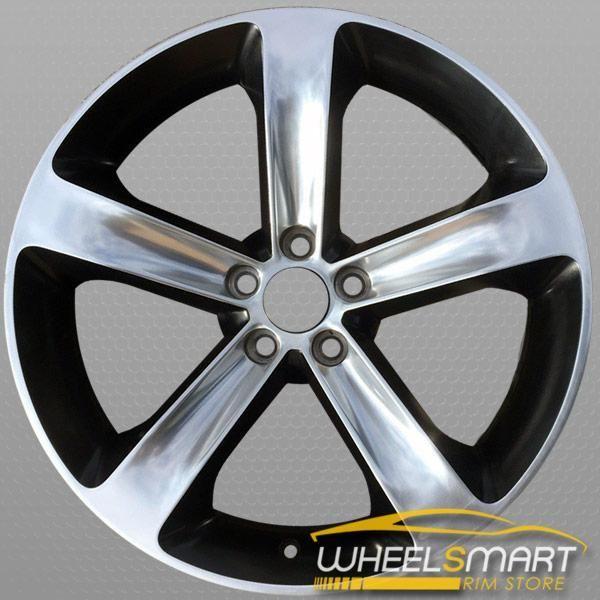 20 Dodge Charger Rims For Sale 2015 2019 Polished Oem Wheel 2529 Oem Wheels Charger Rims Rims For Sale