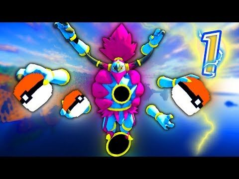 """Minecraft Pixelmon Lucky Block Island - """"HOOPA HYPE!!"""" - (Minecraft Pokemon Mod) Episode 1 - YouTube"""