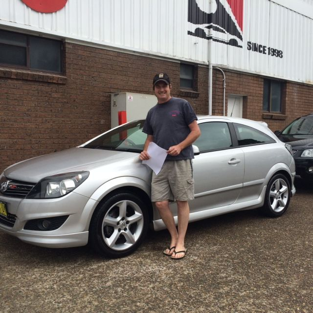 Jeff picked up his Sporty SRI Astra today. Thanks for visiting motor vehicle wholesale dot com