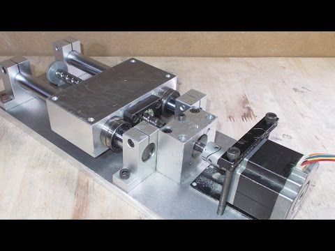 how to build a 3d cnc router for aluminum